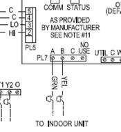 2wire infinity and evolution now only require 2 wires for 2 stage carrier infinity thermostat wiring diagram at arjmand.co